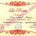 Базовое обучение шугарингу La Rossa