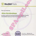 Семинар по пилингам Medik8