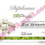 Обучение Christina BioPhyto