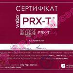 Обучение по PRX-T33