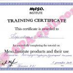 Обучение по пилингам Meso.Institute