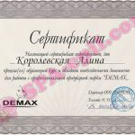 Базовый семинар Demax