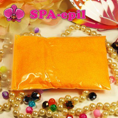 Блестки оттенка № 133 (неоновый матовый оранжевый)