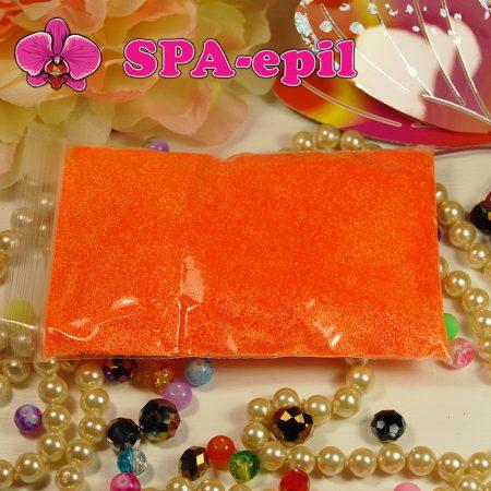 Блестки оттенка № 135 (неоновый матовый красно-оранжевый)