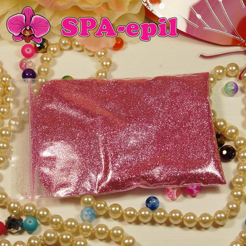 Блестки оттенка № 70 (розовый металлик)