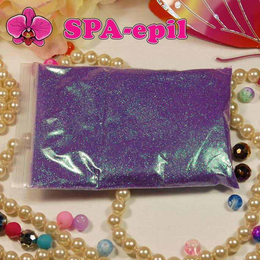 Блестки оттенка № 77 (радужный фиолетовый)