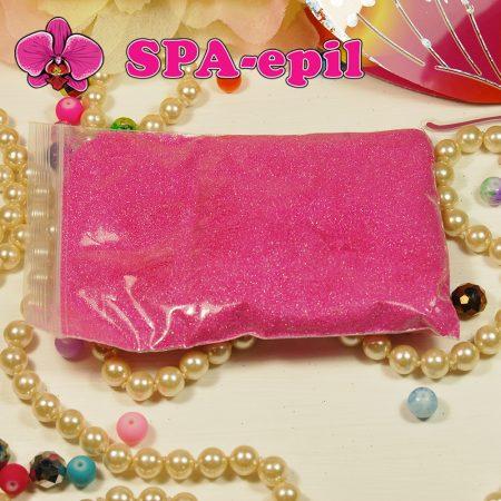 Блестки оттенка № 80 (радужный яркий розовый)