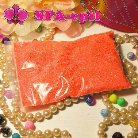 Блестки оттенка № 99 (радужный красно-оранжевый)