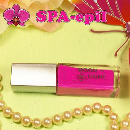 Клей для биотату Moonlight № 6 (ярко-розовый), 10 мл